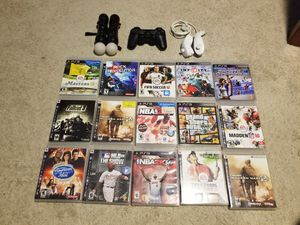 15 ps3 games for Sale in Renton, WA
