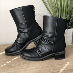 Black Malika Short Boots - Size 9 for Sale in Raleigh,  NC