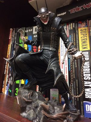 The Batman Who Laughs PVC Statue for Sale in New York, NY