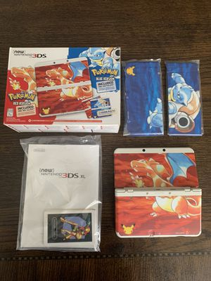 20th Anniversary Pokemon 3DS XL. for Sale in Houston, TX
