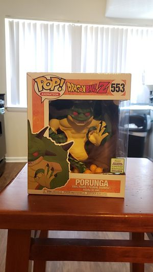 Dragon ball z funko pop pounga for Sale in Herndon, VA