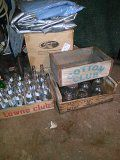 Antique crates and bottles for Sale in Avon, OH