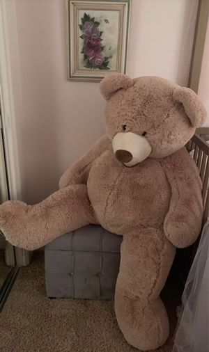 SUPER CUTE TEDDY BEAR - LARGE! -Perfect for nursery or kids room ! for Sale in Rancho Cucamonga, CA