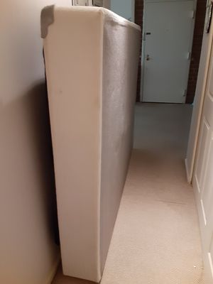 Queen size box spring/ Sofa bed for Sale in NO POTOMAC, MD