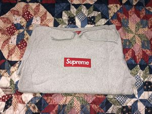 Supreme box logo hoodie for Sale in Fort Worth, TX