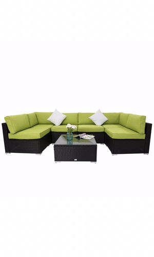 Outdoor furniture, 7pc outdoor patio furniture, home and garden furniture for Sale in Maricopa, AZ