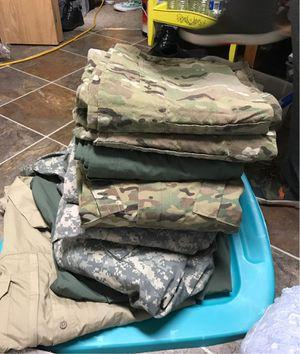 Camouflage men's clothes sizes XLR - XXLR for Sale in Arlington, WA