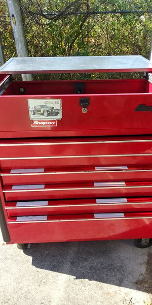 Snapon tool chest for Sale in Ooltewah, TN