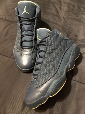 Jordans 13 squadron blue retro for Sale in Houston, TX