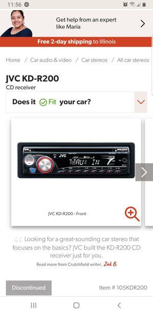 Jvl new radio for Sale in Elgin, IL