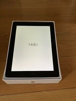 """Apple iPad -4 (Wi-fi with Interest access) Excellent Condition,""""as LikE neW"""" for Sale in Fort Belvoir,  VA"""