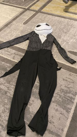 Jack skelinton from nightmare before Christmas...child 8-10 years for Sale in North Las Vegas, NV