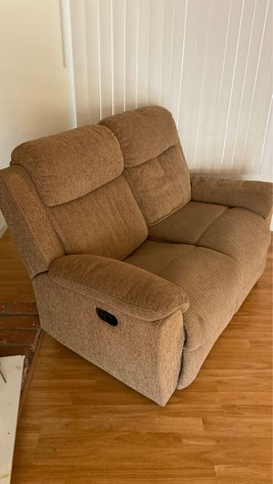 Recliner sofa 3X2. for Sale in Fremont, CA