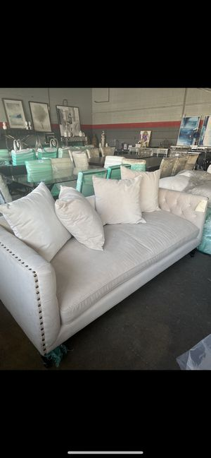Beautiful Sofa Set 25% Off Brand New Z Gallerie for Sale in San Jose, CA