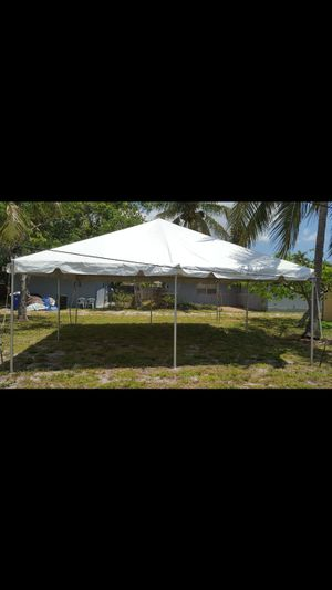 TENTS FOR SALE OR RENT ANY SIZE USED OR NEW for Sale in Miramar, FL