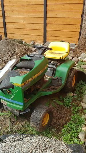 John Deere STX38 mower tractor for Sale in Auburn, WA