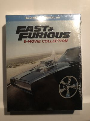 Fast & Furious Complete 8 Movie Collection‼️ for Sale in Ontario, CA