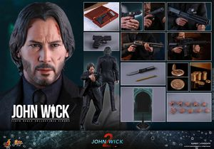 Hot Toys John Wick 1/6 Scale Figure for Sale in Bloomingdale, IL