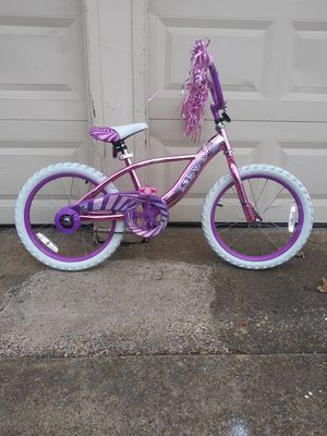 Huffy heartbeat bicycle. Wheel 18in. for Sale in Farmers Branch, TX
