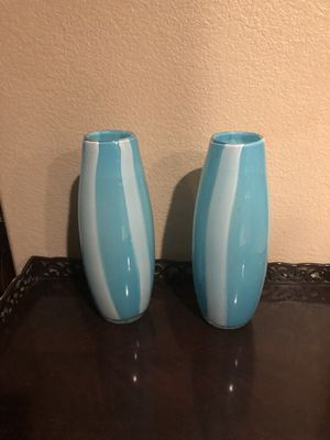 Glass Vases- Home Decor for Sale in Fontana, CA