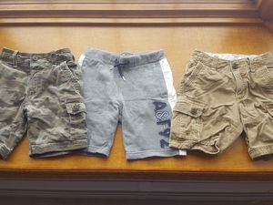 Boys size 7/8 abercrombie shorts for Sale in Gardners, PA