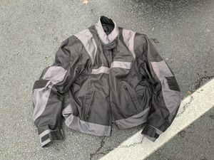 Motorcycle jacket size L for Sale in Alexandria, VA