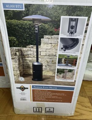 Mosaic Propane Patio Heater 40,000BTU for Sale in New York, NY