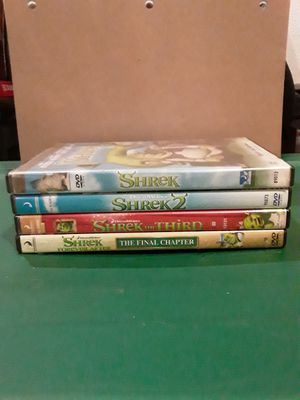 Shrek Set $5 for Sale in Clinton Township, MI