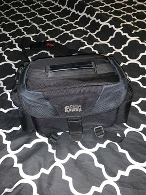 Cannon camera bag for Sale in East Wenatchee, WA