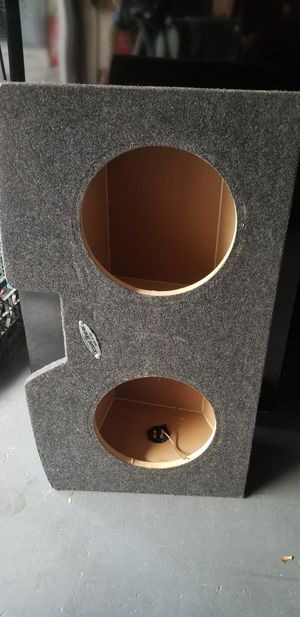 SUBWOOFER BOX for Sale in Los Angeles, CA