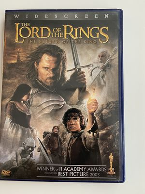 The Lord Of The Rings The Return Of The King - DVD for Sale in Euless, TX