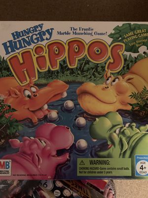 Hungry Hungry Hippos for Sale in Appleton, WI