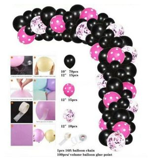 Balloon garland kit. for Sale in Los Angeles, CA