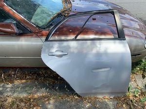 2009-2013 Toyota Corolla right side rear door for Sale in Oakland, CA