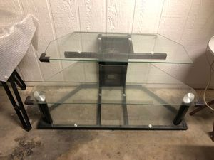 Tv stand (3 shelves) for Sale in Phoenix, AZ