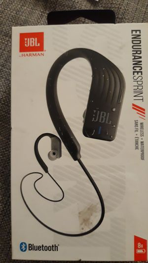 JBL Bluetooth wireless endurance headphones for Sale in Glendale, AZ