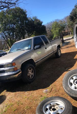 Chevy Silverado for Sale in Fort Worth, TX