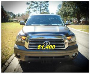 $14OO Selling my 2008 Toyota Tundra. for Sale in Washington, DC