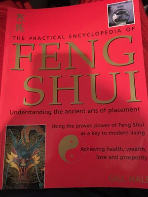 Book on Feng Shui - The Practical Encyclopedia of Feng Shui for Sale in Los Angeles, CA