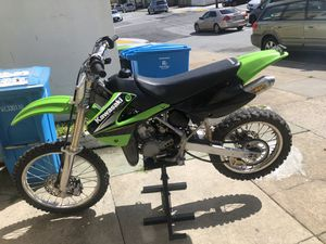 2004 Kawasaki KX 100 Dirtbike for Sale in San Francisco, CA