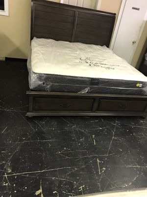 King bed frame for Sale in Birmingham, AL