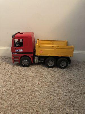 Mercedes Benz Dump Truck Toy for Sale in Fairfax, VA