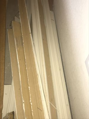 Baseboards and door trim 1300sqft for Sale in Mesa, AZ