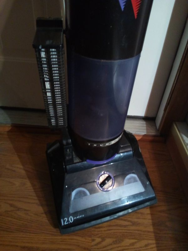 The phantom thunder vacuum cleaner/12 amp