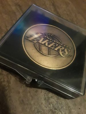 Lakers dr.buss coin for Sale in Los Angeles, CA