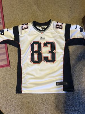 Wes Welker Patriots Jersey for Sale in Waterbury, CT