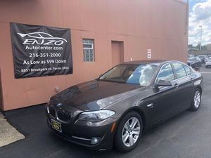 2012 BMW 5 Series for Sale in Parma, OH