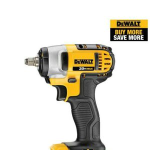 DEWALT 20-Volt MAX Lithium-Ion Cordless 3/8 in. Impact Wrench with Hog Ring (Tool-Only) for Sale in Dumfries, VA
