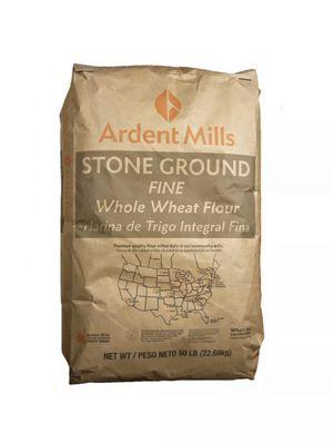 Fine Stone Ground Whole Wheat Flour 50lb - BULK - Ardent Mills for Sale in Hialeah Gardens, FL