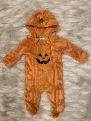 0-3 Month - Baby Pumpkin Costume for Sale in Carson, CA